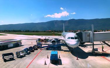 Aerodrom u Sarajevu (Ilustracija)