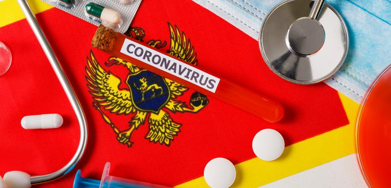 koronavirus Crna Gora