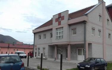 Zgrada Crvenog krsta u Beranama