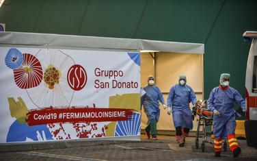 U Italiji je od kovida-19 umrlo najmanje 18 ljekara