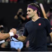 Đoković i Federer