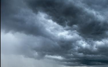 oblačno, kiša, oblaci, vremenska prognoza