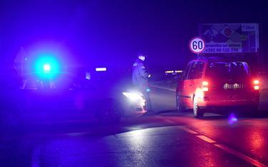 Policija sinoć kontroliše ulaz u Tuzi