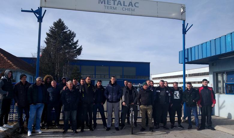 Radnici Metalca (arhiva)