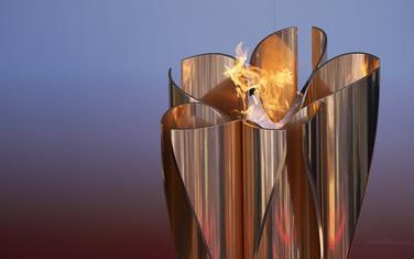 Olimpijski plamen