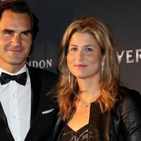 Rodžer i Mirka Federer
