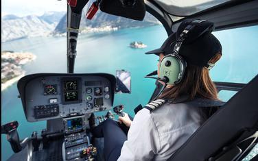 Pilotkinja kompanije Airways