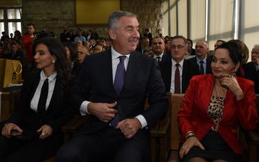 Sve više pravnih presedana: Đukanović i predsjednica Vrhovnog suda na Pravnom fakultetu (arhiva)