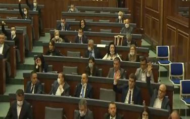 Sa zasijedanja kosovskog parlamenta