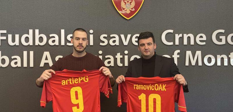Demir Ramović i Vučeta Šćepanović