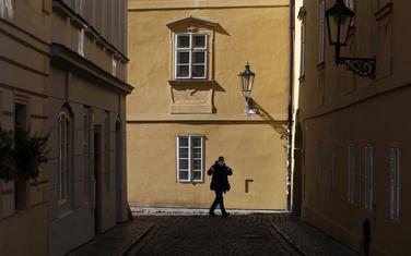 Detalj iz Praga