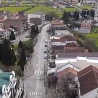 Snimak Tuzi iz drona