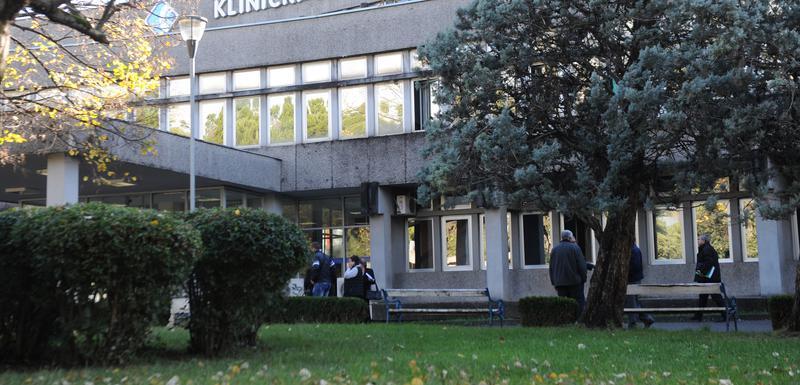 Zgrada Kliničkog centra