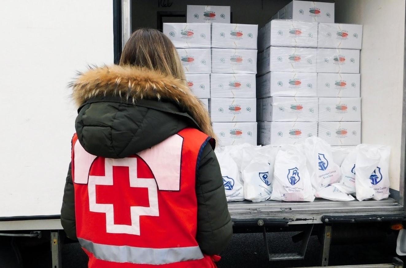 Pune ruke posla za volontere Crvenog krsta
