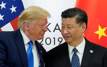 Donald Tramp i Si Đinping
