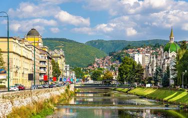 Detalj iz Sarajeva