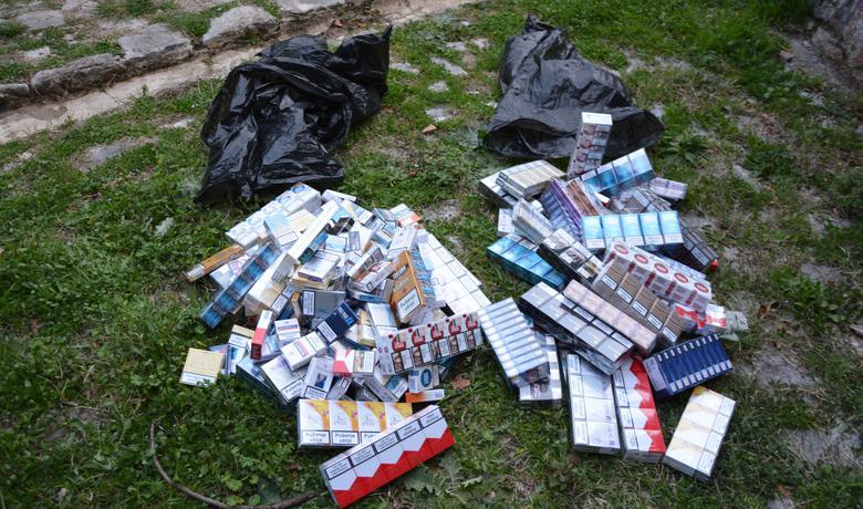 Ukradene cigarete
