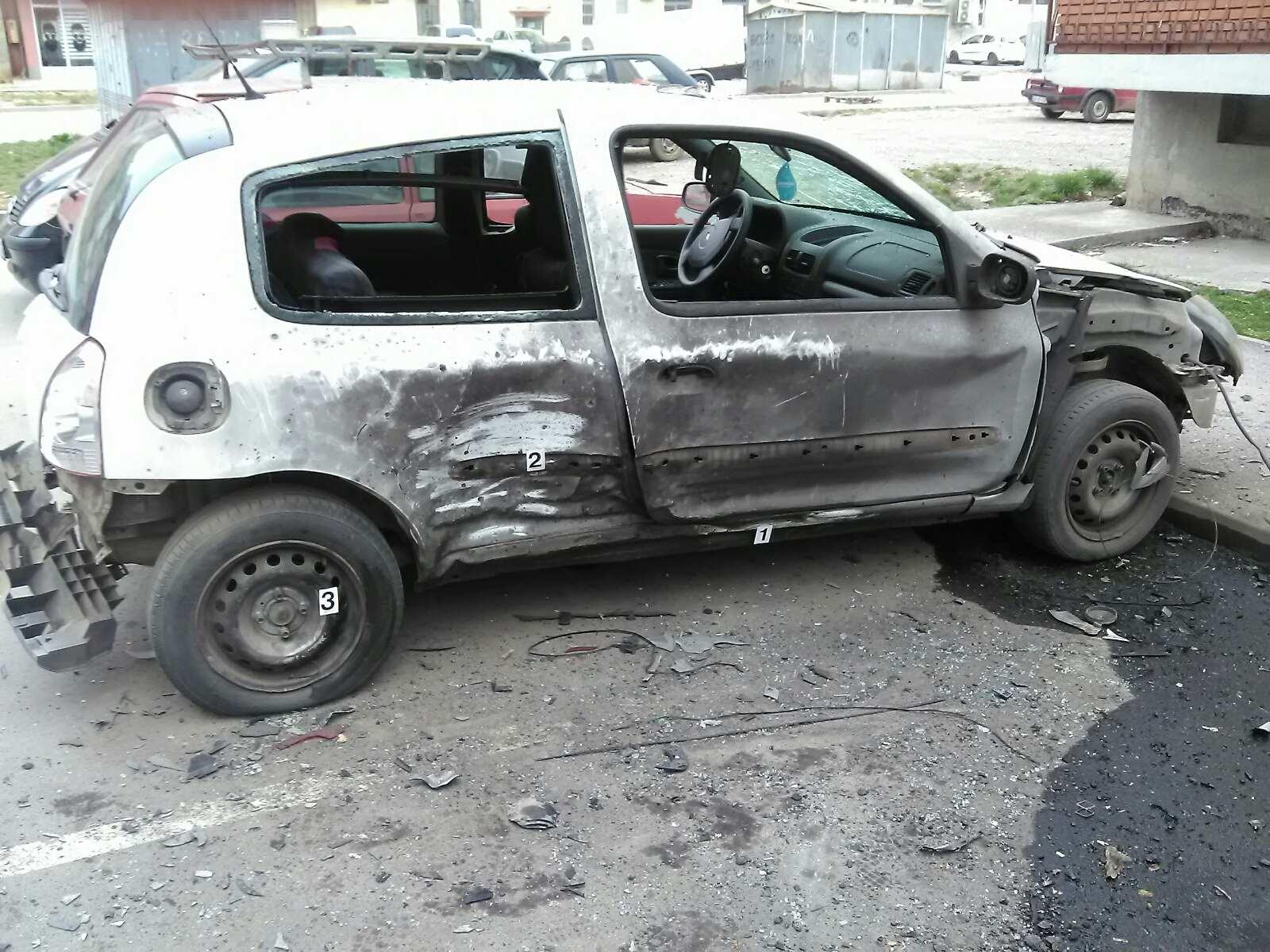 eksplozija Goran Pešić