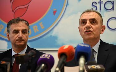 Direktor Instituta za javno zdravlje Boban Mugoša i Hrapović