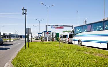 Zatvaranje granica od kraja marta: Ruski granični prelaz