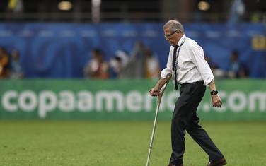 Živa legenda svjetskog fudbala: Oskar Vašington Tabares