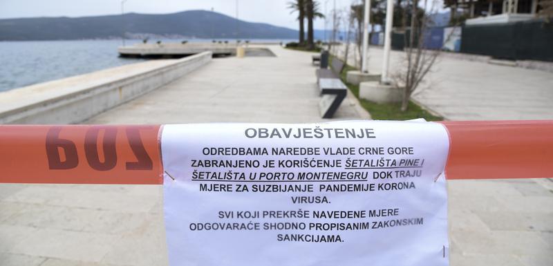 UŽIVO Sve najbitnije - Crna Gora i koronavirus
