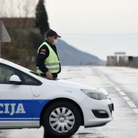 Crnogorska policija