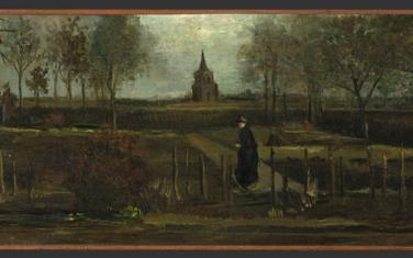 """""""Proljećni vrt"""", ukradeno djelo Van Goga"""