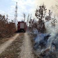 Sa mjesta požara