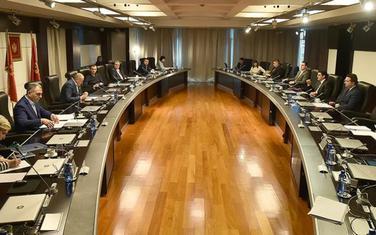 Sa sjednice Nacionalnog koordinacionog tijela (Foto: gov.me)