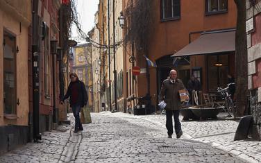 Detalj iz Stokholma