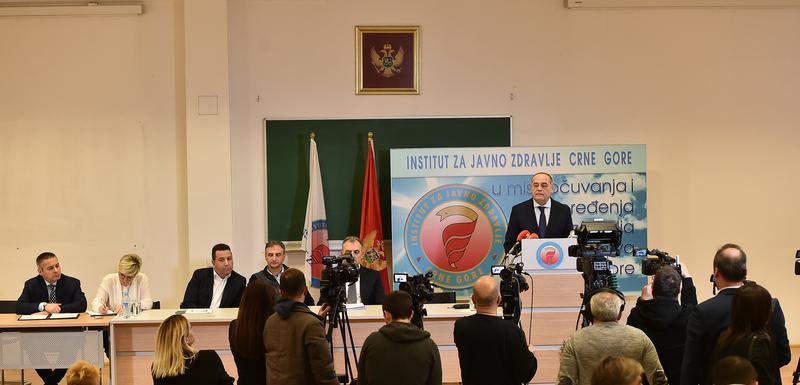 Članovi Nacionalnog koordinacionog tijela