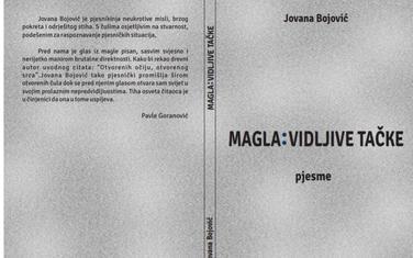 Nova knjiga Jovane Bojović