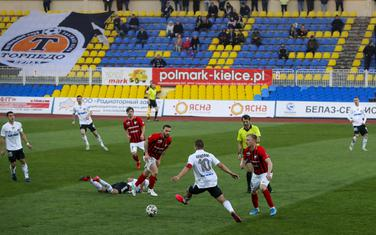 Sa utakmice u Bjelorusiji