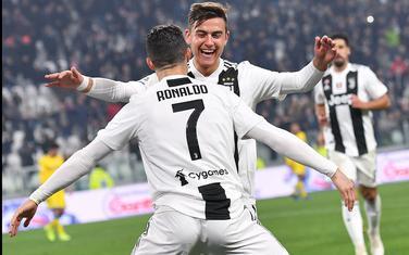 Ronaldo i Dibala