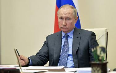 Putin na sjednici vlade