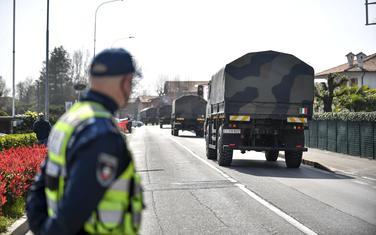 Italija: Kamioni prevoze preminule pacijente