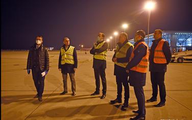 Večeras na Aerodromu Podgorica