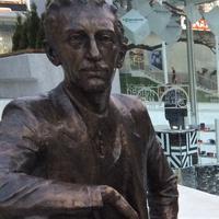 Spomenik Pekiću u Beogradu