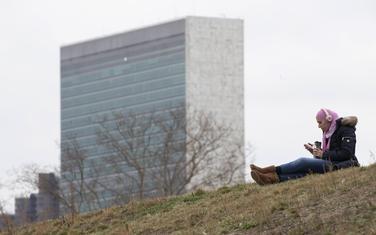 Zgrada UN u Njujorku
