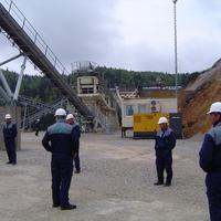 Proizvodnja zimi otežana: Rudnik Šuplja stijen