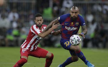 Vidal je beskompromisan samo na terenu