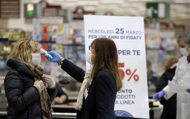 Italija druga po broju zaraženih: Milano