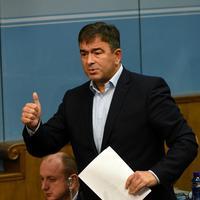 Partija nije imala priloge od fizičkih i pravnih lica: Nebojša Medojević