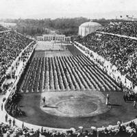 Stadion Panatinaiko, na kojem su otvorene prve moderne Igre