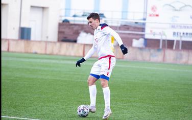 """""""Teško je usredsrediti se na fudbal"""": Ognjen Rolović"""