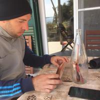 Jergović sa porukom iz boce