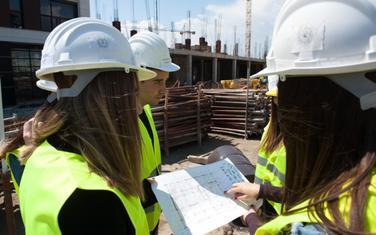 Studenti Građevinskog fakulteta