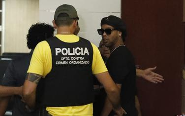 Ronaldinjo prije hapšenja