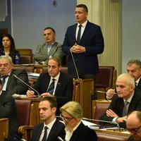 Poslanici u Skupštini
